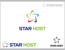 #89 para Logo Design for Star Host por winarto2012