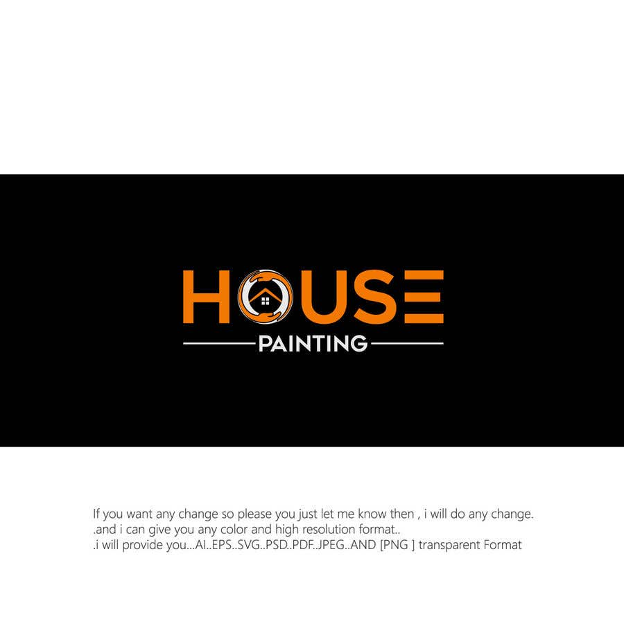 Entry #194 by anubegum for Logo for house painting company