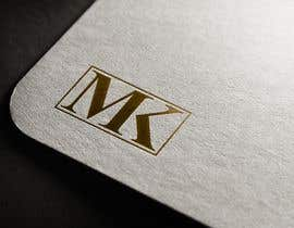 #1751 for Design a Logo for M&K by mhnazmul05