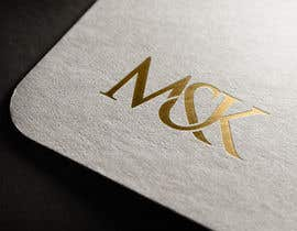 nº 795 pour Design a Logo for M&K par inna10