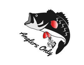 #62 για Design a Cool Fishing T-Shirt από sadatkhan194