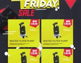 #17 for Black Friday Flyer af kimoana933