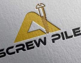 #29 dla Logo Design for ScrewPile Company - See attached for details przez Mahedi19
