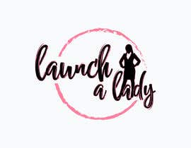 #34 for logo for launch a lady by kaynatkarima