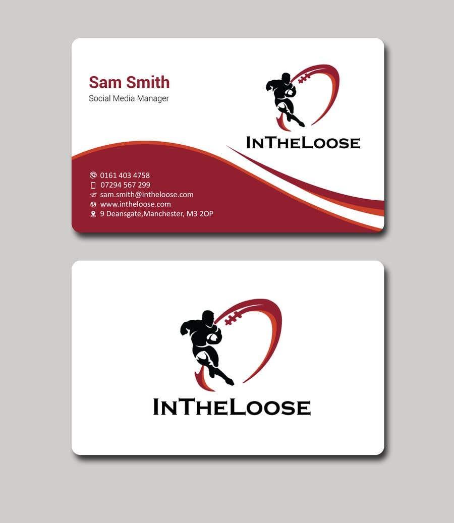 Konkurrenceindlæg #239 for Design a Business Card