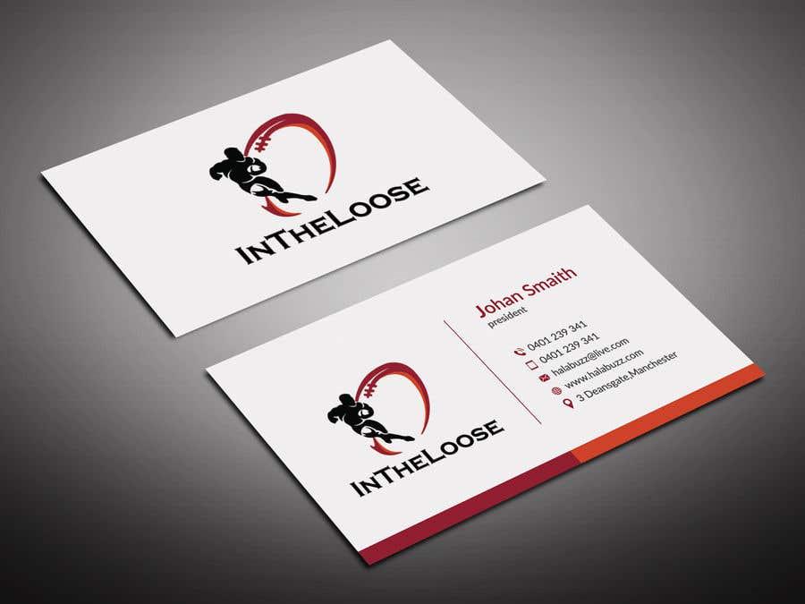 Konkurrenceindlæg #240 for Design a Business Card