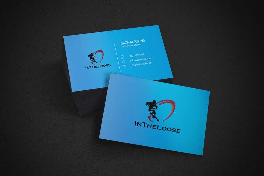 Penyertaan Peraduan #246 untuk Design a Business Card