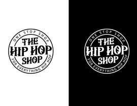 nº 171 pour Logo Design - THE HIP HOP SHOP par krisamando
