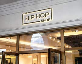 nº 166 pour Logo Design - THE HIP HOP SHOP par rajsagor59