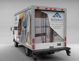 #54 for Design for a Box Truck af ProProyects