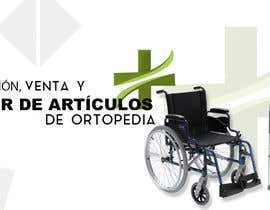 #6 para Diseñar un vinilo para escaparate de una farmacia -ortopedia de leidymarbo