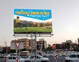 #89 for Footgolf banner by felixdidiw