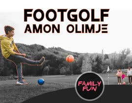 #70 for Footgolf banner by GraphicsView