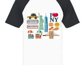 nº 9 pour Need fun T-shirt design - Family trip to NYC par nssulaiman