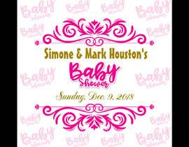 #39 for Baby Shower Banner Design by rahatrc