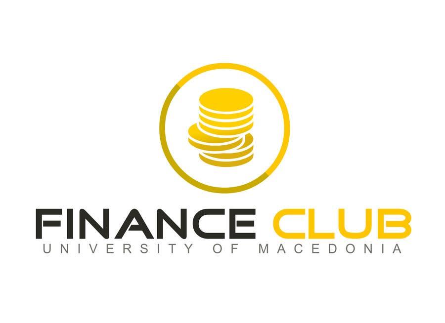 Inscrição nº                                         13                                      do Concurso para                                         Разработка логотипа for Finance Club of University of Macedonia