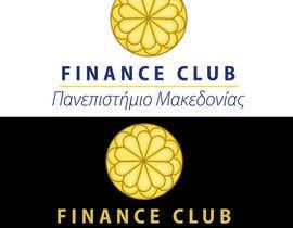 #11 para Разработка логотипа for Finance Club of University of Macedonia por belenta6