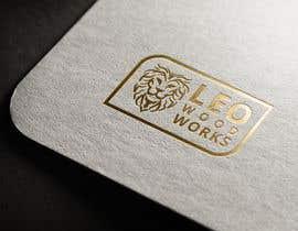 "nº 138 pour logo design ""LEO Wood.Works!"" par arabbayati1"