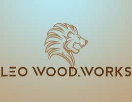 """nº 5 pour logo design """"LEO Wood.Works!"""" par snow5622"""