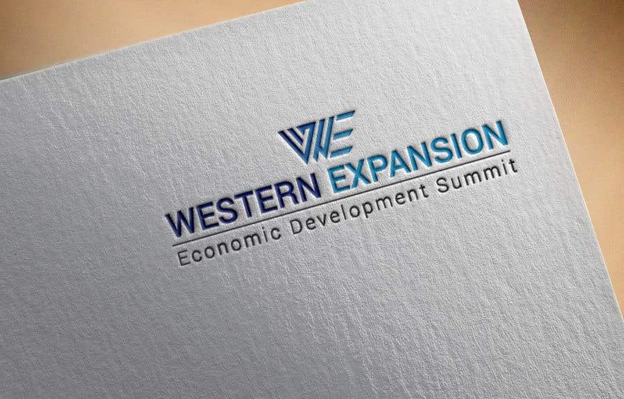 Penyertaan Peraduan #34 untuk western expansion logo