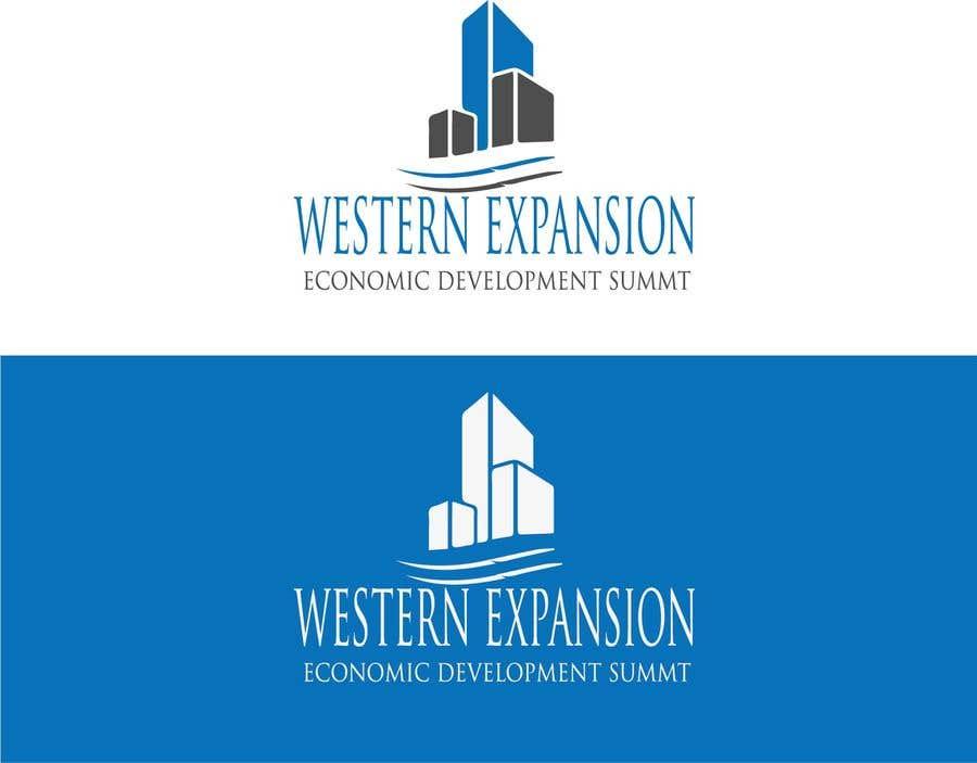 Penyertaan Peraduan #65 untuk western expansion logo