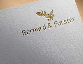 #70 for Bernard & Forster Logo Design by biplob1985