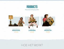 #12 for Design our new homepage and blog index page af iTechnoweb