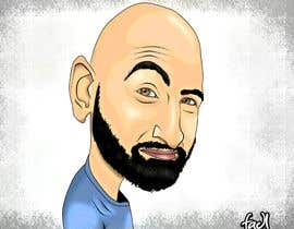 mohamedfadl1998 tarafından Draw caricatures of 8 heads, to put on a company Christmas card için no 10