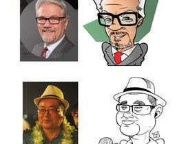 #2 для Draw caricatures of 8 heads, to put on a company Christmas card від the12