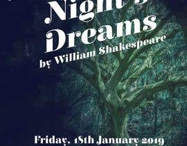 #86 for Theatre Poster - A midsummer nights dream by azzamaydio