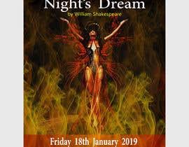 #81 pentru Theatre Poster - A midsummer nights dream de către mail2taniap