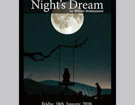 #83 for Theatre Poster - A midsummer nights dream by mail2taniap