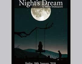 #83 pentru Theatre Poster - A midsummer nights dream de către mail2taniap