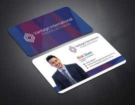 #5 for Build a fresh and modern namecard that is consistent with companies' Logo af tanveermh