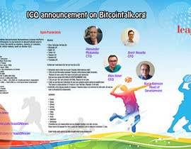 freelancer16918 tarafından Bitcointalk posting of ICO announcement for https://www.leagion.team/ için no 24