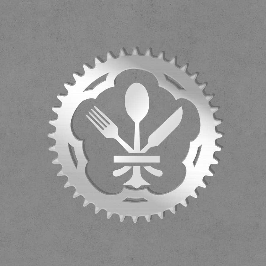 Kilpailutyö #35 kilpailussa Logo Design for An Awesome Bicycle-Based Food Delivery Service.