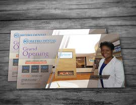 #4 for Design a direct mail post card for a new dental office by izubi00