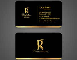 #218 for Design some Business Cards af JOYANTA66