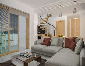 #39 for Elegant Interior design for small apartment - 19 m2 by UAarchitects