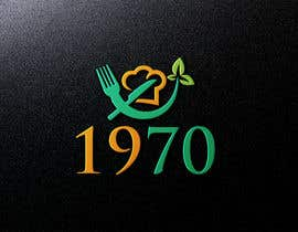Nro 5 kilpailuun I need logo for restaurant 1-serve  chapati sandwiches and Karak drink manly.2- name of brand is (1970) 3-theme of the 70's in Saudi Arabia with modern colors like whats in the attached pictures 4-My use Hidi numbers (١٩٧٠)as logo (optional) or an icon käyttäjältä shahadatfarukom3