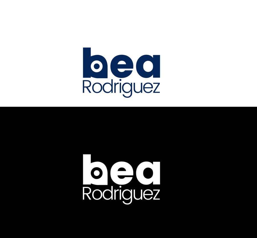 """Intrarea #19 pentru concursul """"Bea Rodriguez logo design"""""""