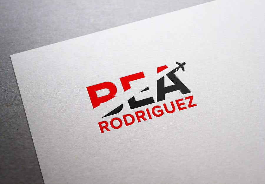 """Intrarea #22 pentru concursul """"Bea Rodriguez logo design"""""""
