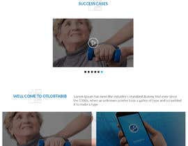#6 for Design a Website Mockup af OLINO1