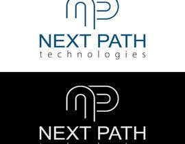 "#96 untuk ""Next Path Technologies"" Logo Design oleh learningspace24"