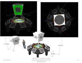 nº 33 pour Slant Top Cabinet with overview design par zavnet