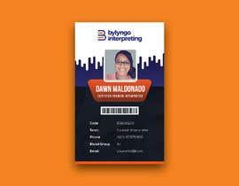 #19 untuk Create an ID template for employees oleh sabuj29