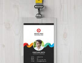 #12 for Create an ID template for employees by nobelbayazidahme