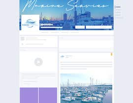 #18 for Design Brand and Social Media Look for Marine Company by starstormdozen