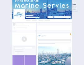 #19 for Design Brand and Social Media Look for Marine Company by starstormdozen