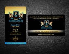 #50 para Design double sided business cards por chandrarahuldas